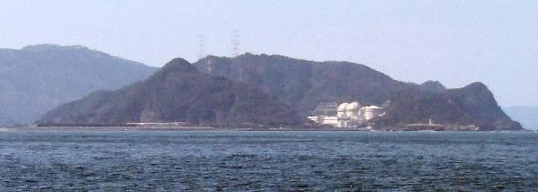 小浜市に近い関西電力大飯発電所