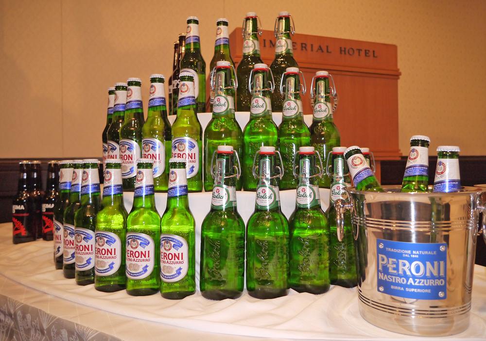 アサヒ ビール 買収