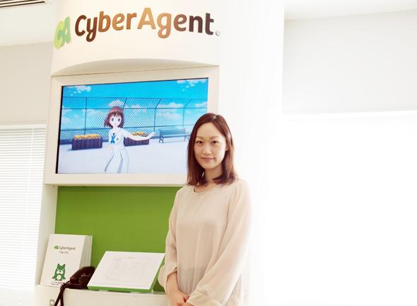 サイバーエージェント 執行役員 兼 インターネット広告事業本部 人事本部長の石田裕子さん