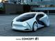 トヨタ、AI活用した運転支援コンセプトカー「愛i」を発表