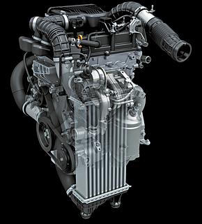 グローバル戦略エンジンの1つである直噴ターボユニットをスズキでは「ブースタージェット」と名付ける