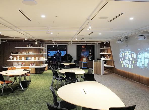 「FUJITSU Digital Transformation Center(DTC)」では既に300社以上がワークショップに参加