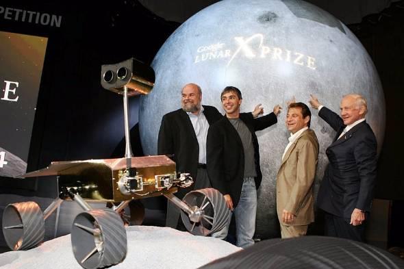 最終年を迎えた月面無人探査レース「Google Lunar XPRIZE」(写真:Google Lunar XPRIZE)