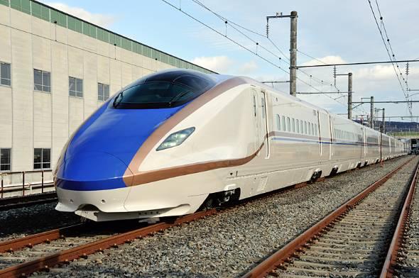 北陸新幹線はJR東日本とJR西日本が共同運行する(写真提供:JR東日本)