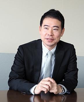 HPE ソフトウエア事業統括 営業統括本部 エンタープライズ・セキュリティ・プロダクツ 営業本部長の小川大輔氏