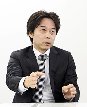 アイ・ティ・アール プリンシパル・アナリストの金谷敏尊取締役