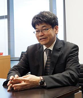 HPE テクノロジーサポート営業統括本部 ソリューション開発本部 ビジネス推進部 ソリューションアーキテクトの本田昌彦氏