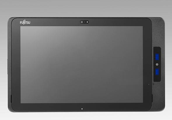 朝日生命が採用した富士通のタブレットPC