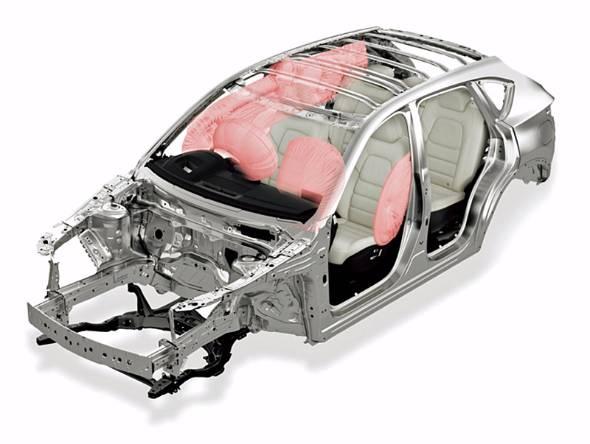 コンピュータシミュレーション新時代の汎用生産(コモンアーキテクチャ)戦略から生まれたマツダの新型CX-5のシャシー