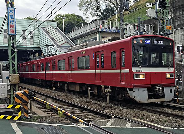 鉄道ファンの支持を集める「京浜急行」の秘密 (1/3) - ITmedia ...