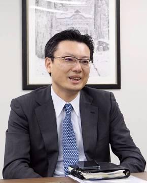 前田工繊の前田尚宏取締役 COO 専務執行役員