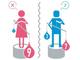 共働き夫婦の家事負担、妻「自分が9割」一方夫の認識は……