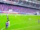 8Kサッカー観戦、一瞬で終わるダウンロード KDDIの5G