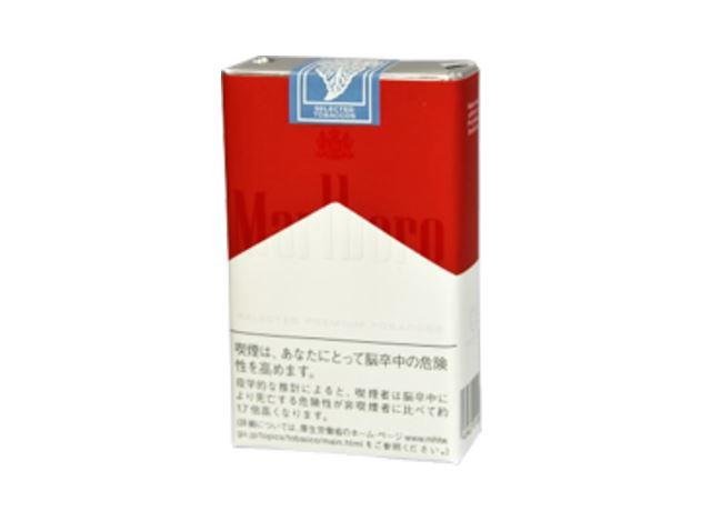 【タバコ】マールボロのみ値上げへ