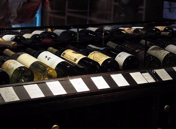 八ヶ岳ワインハウスで購入できるワイン