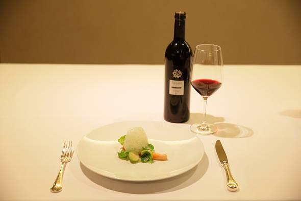 レストラン「OTTO SETTE」の料理