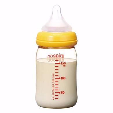 世界的な大ヒットとなったピジョンの哺乳器「母乳実感」