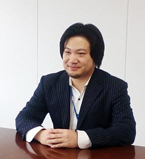 NTTデータ グローバルソリューションズ Business ByDesignグループの大坂剛弘ゼネラル・マネージャー