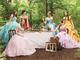 ディズニー公認「プリンセスのウエディングドレス」全国で