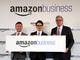 法人購買の黒船か 「Amazon Business」の「強み」