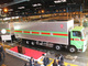 25メートルの「ダブル連結トラック」福山通運が運行実験