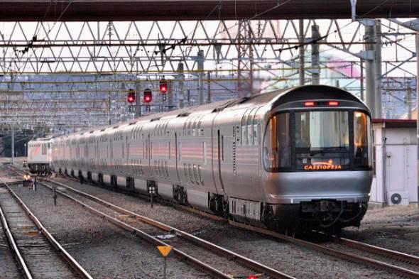 列車乗り継ぎ日本縦断 JR7社共同...