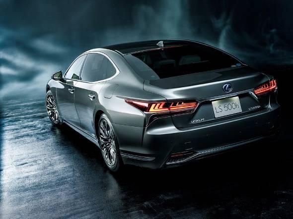 Lexus F Sport >> 新型「レクサスLS」発売 フラッグシップセダンを一新 (2/3) - ITmedia ビジネスオンライン