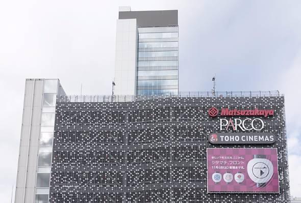 11月4日、上野・御徒町にオープンした「PARCO_ya(パルコヤ)」