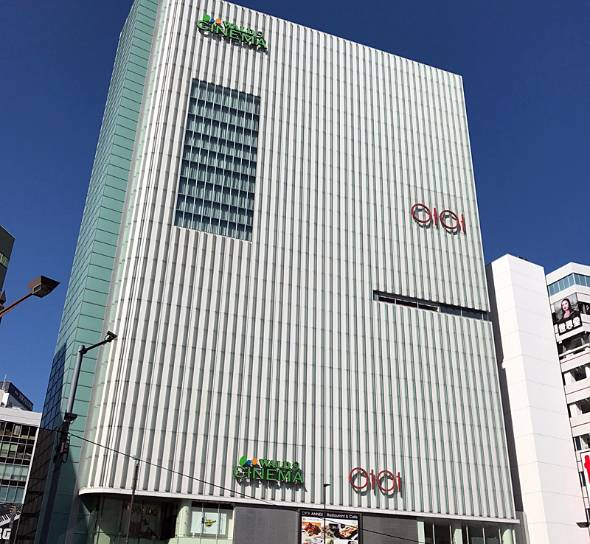 小売店の「マルイ」および「モディ」を全国に27店舗展開する丸井グループ。写真は「新宿マルイ アネックス」