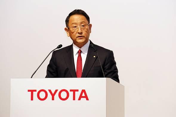 凄まじい勢いで改革を続けるトヨタの豊田章男社長