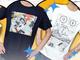 少年ジャンプの好きなページをTシャツに アプリ新サービス