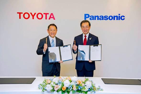 トヨタとパナソニックの提携 ハイブリッドの未来 (1/3) - ITmedia ...