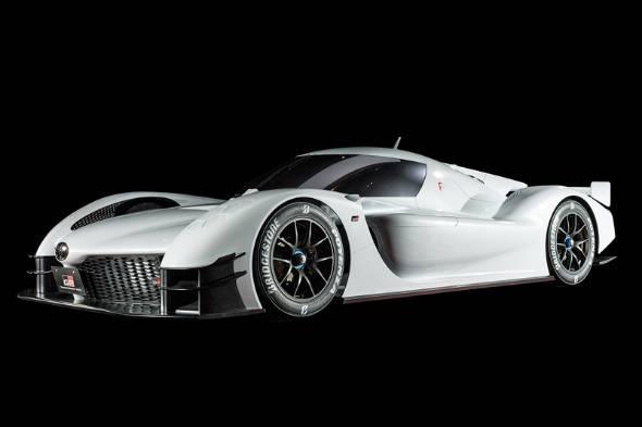 12日の東京オートサロンでトヨタが突如発表した「GRスーパースポーツコンセプト」