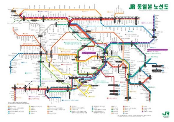 """あるはずの駅がない」? """"観光用路線図""""のヒミツ (1/2) - ITmedia ..."""