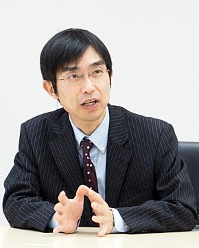 NEC AIプラットフォーム事業部 シニアエキスパートの高橋勝彦氏