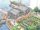 日の出ふ頭に小型船ターミナルと新施設 19年夏開業へ