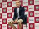 「日本サッカーの発展に力を貸したい」——イニエスタがJ1神戸入団会見