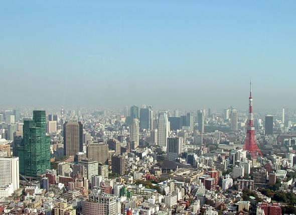 東京のグローバル都市指標は4位、グローバル都市展望は14位だった
