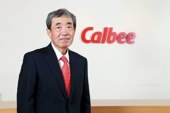 カルビーの松本晃会長兼CEO。「フルグラ」をヒットさせて日本のシリアル市場を拡大するなどして、在任中に業績を大きく伸ばした