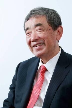 「何かを変えればいいだけの話」と語る松本会長