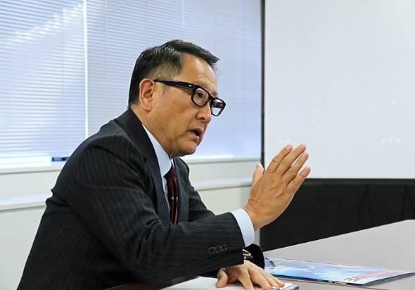 自工会会長として異例の2度目の就任となった豊田章男会長。自動車の維持費の問題に取り組みたい