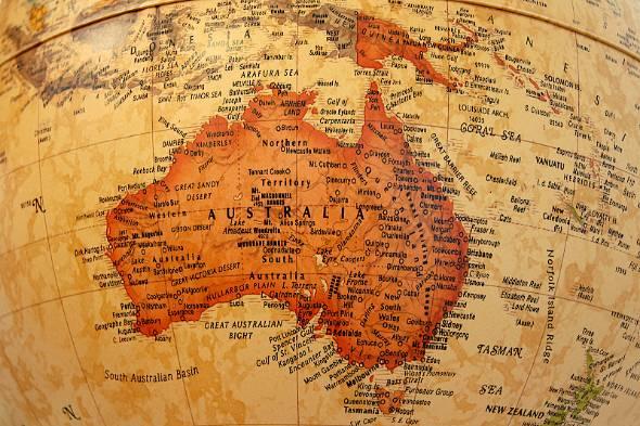 初めて宇宙機関が発足したオーストラリア