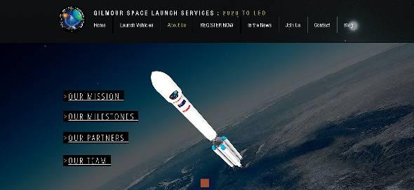 小型ロケット開発ベンチャーのGilmour Space Technologies(出典:同社サイト)