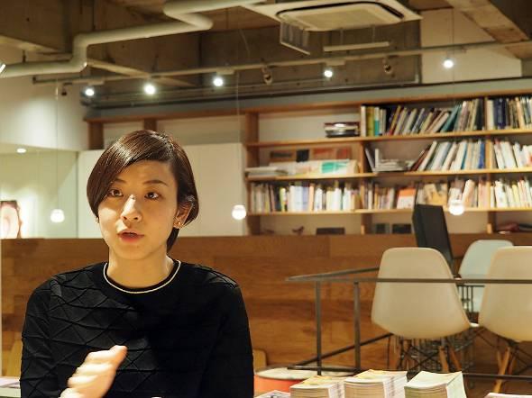 スープストックトーキョーで初の女性役員となった江澤身和さん