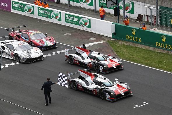 トヨタは2018年、ル・マン24時間レースで悲願の初優勝を遂げた