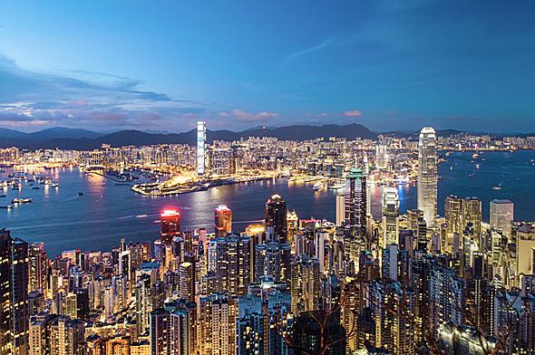 香港に行く日本人が増えている、ちょっと意外な理由 (1/4) - ITmedia ...