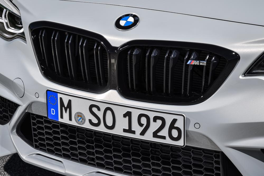 BMW、「M2 コンペティション」国内発売 410PSに強化