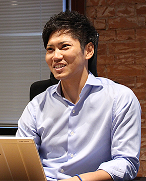 横浜DeNAベイスターズ 事業本部 経営・IT戦略部 部長の林裕幸氏