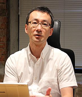 横浜DeNAベイスターズ 経営企画本部 イベント事業部 部長の鈴木淳氏