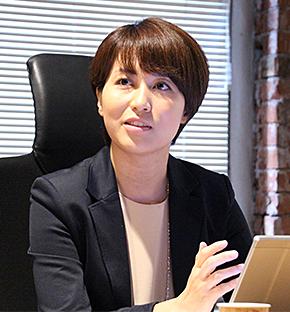 横浜DeNAベイスターズ 事業本部 チケット部 部長の原惇子氏